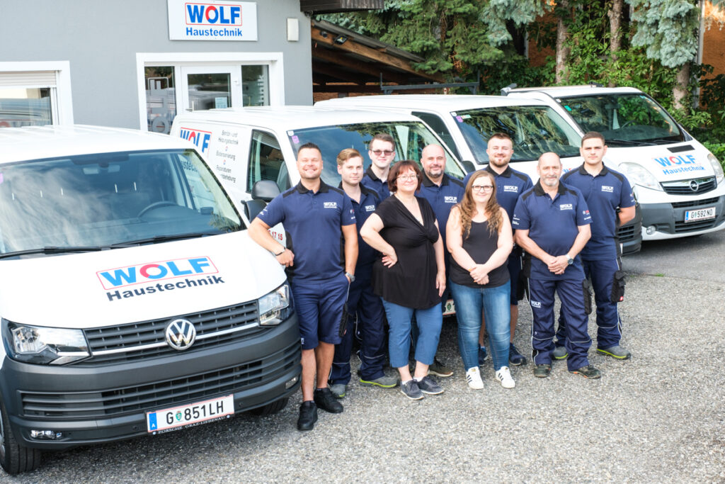 Team Wolf Haustechnik