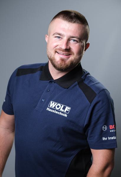 Ivo Vukovic, Wolf Haustechnik