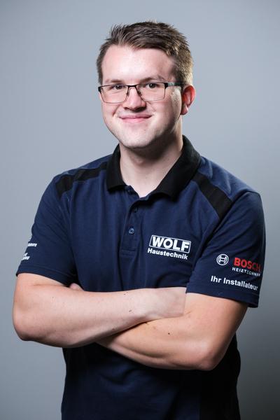 Mario Salfellner, GWZ-Installateur