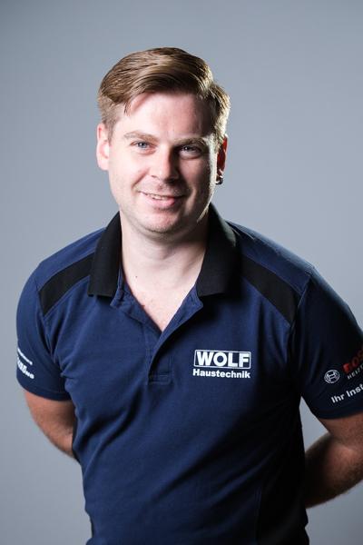 Philipp Hribar, Wolf Haustechnik